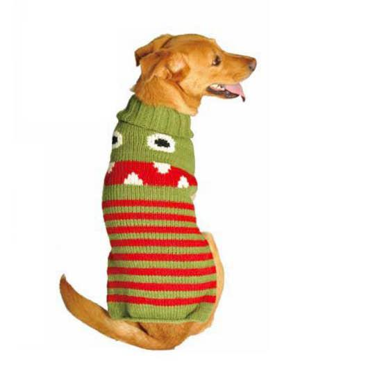 Little Monster Dog Sweater-Chilly Dog-Blue Hand Home