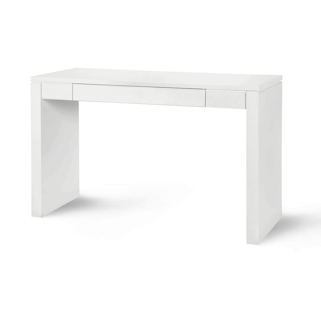 Bungalow 5 - ODOM CONSOLE TABLE in WHITE-Bungalow 5-Blue Hand Home