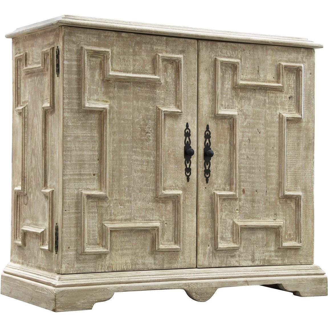 CFC Furniture  Reclaimed Lumber Gothic Cabinet