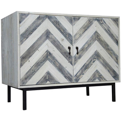 CFC Furniture Chevron Buffet-CFC Furniture-Blue Hand Home