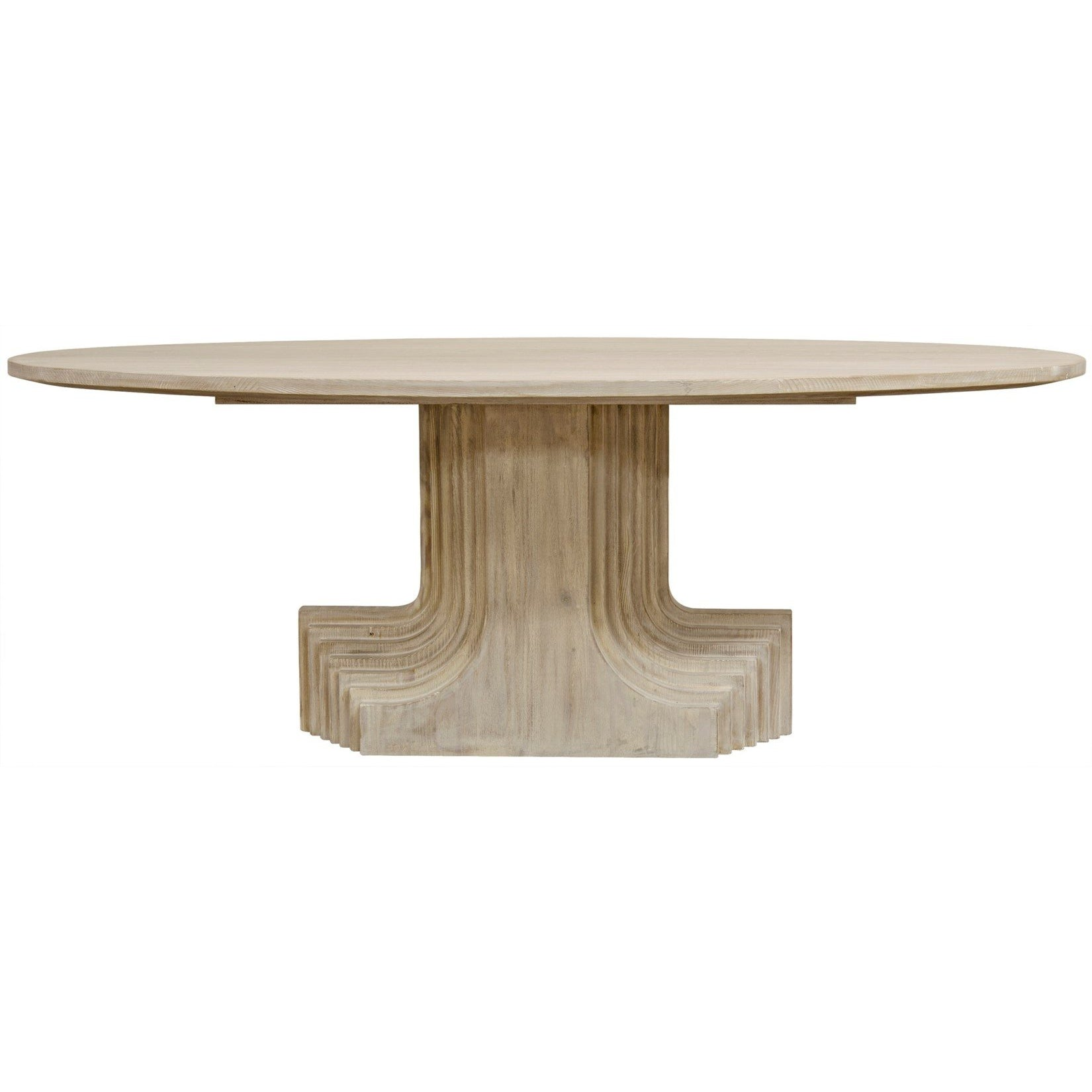 CFC Furniture Statice Oval Dining Table-CFC Furniture-Blue Hand Home