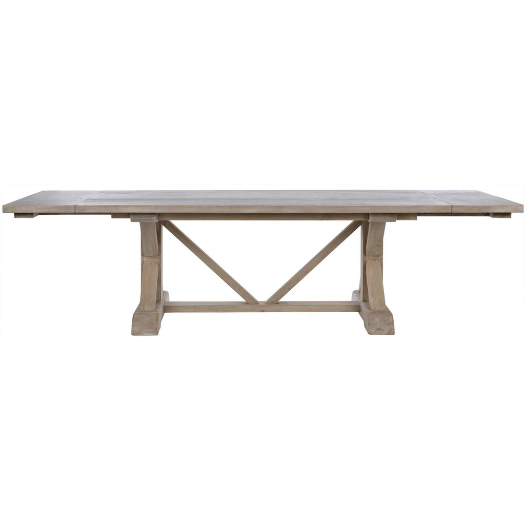 CFC Furniture Rosario Extension Dining Table, 10 feet-CFC Furniture-Blue Hand Home
