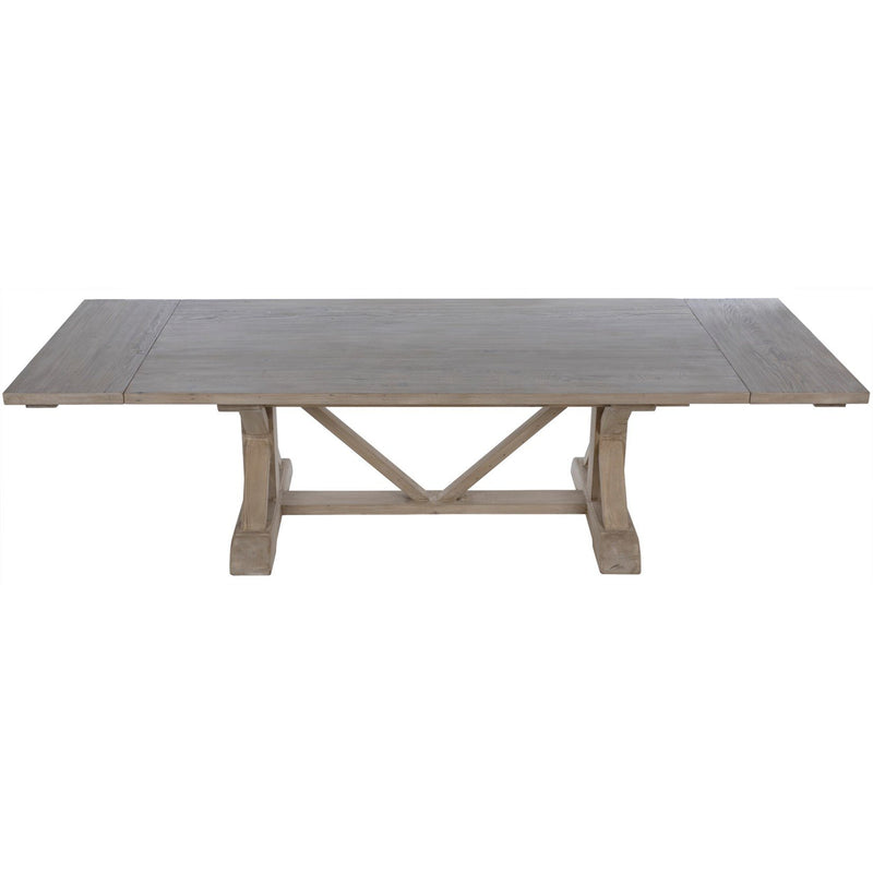 CFC Furniture Rosario Extension Dining Table, 8 feet-CFC Furniture-Blue Hand Home