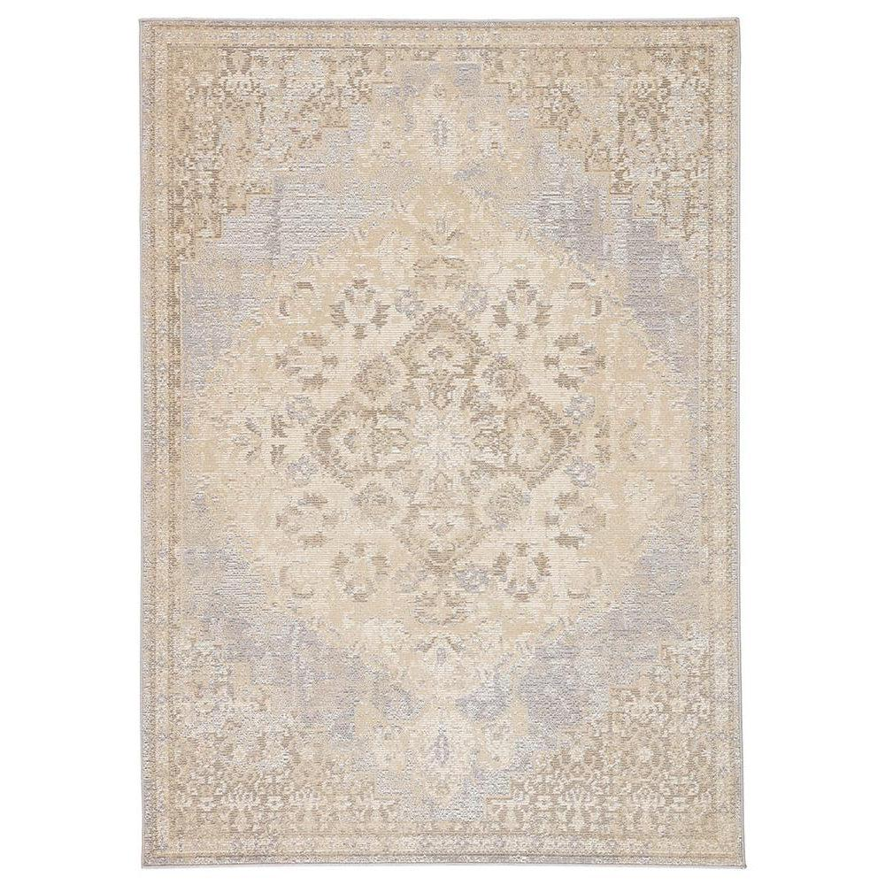 Jaipur Peridot Rugs  - Candied Ginger/String