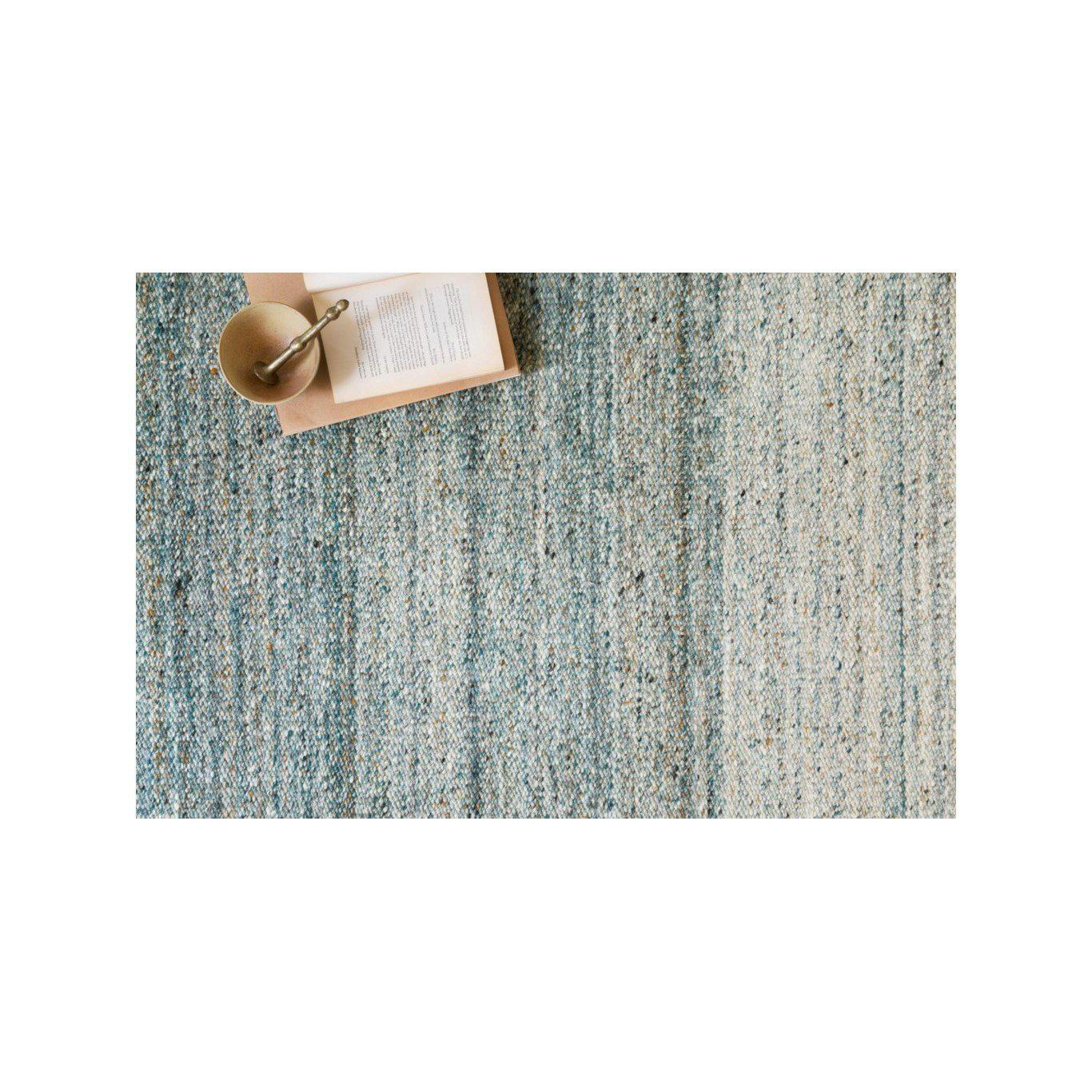 Joanna Gaines Phillip Rug Collection - PK-01 Turquoise-Loloi Rugs-Blue Hand Home