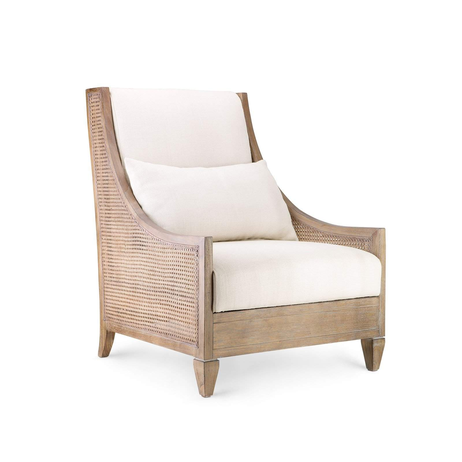 Bungalow 5 - RALEIGH CLUB CHAIR in DRIFTWOOD