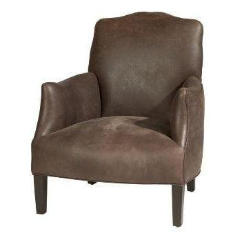Cisco Brothers Remi Leather Chair-Cisco Brothers-Blue Hand Home