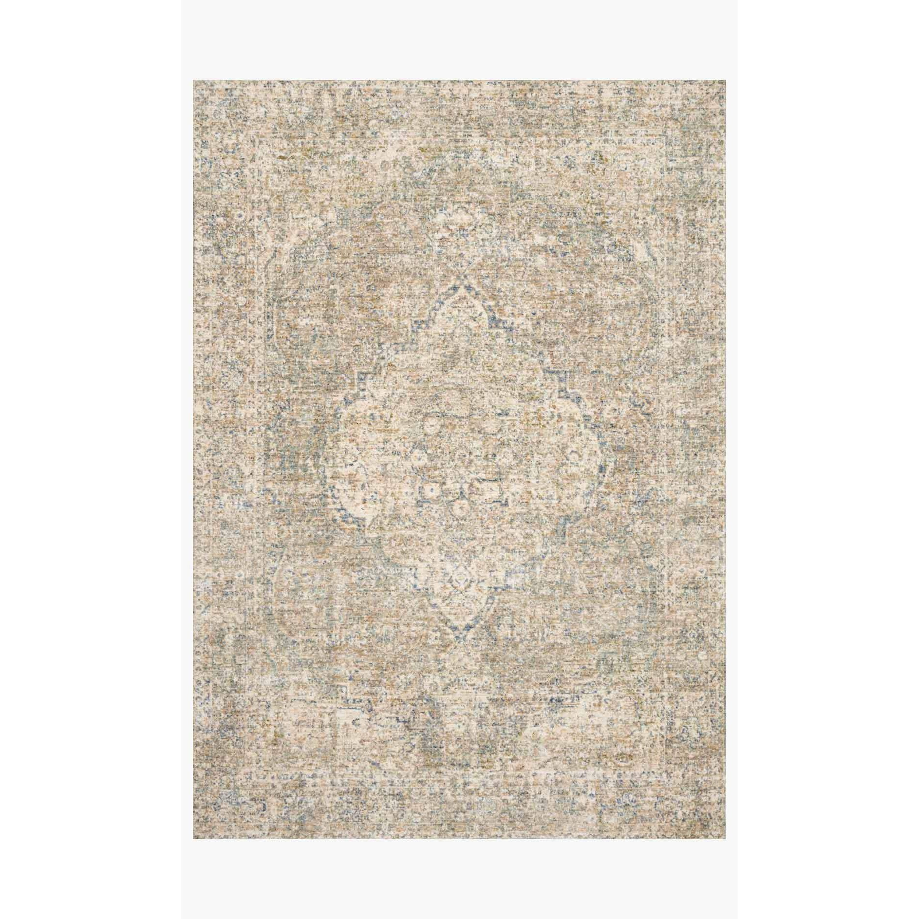 Revere Rugs by Loloi - REV-08 Granite / Blue-Loloi Rugs-Blue Hand Home