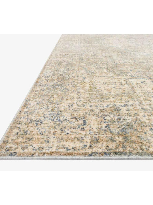 Revere Rugs by Loloi - REV-08 Granite / Blue