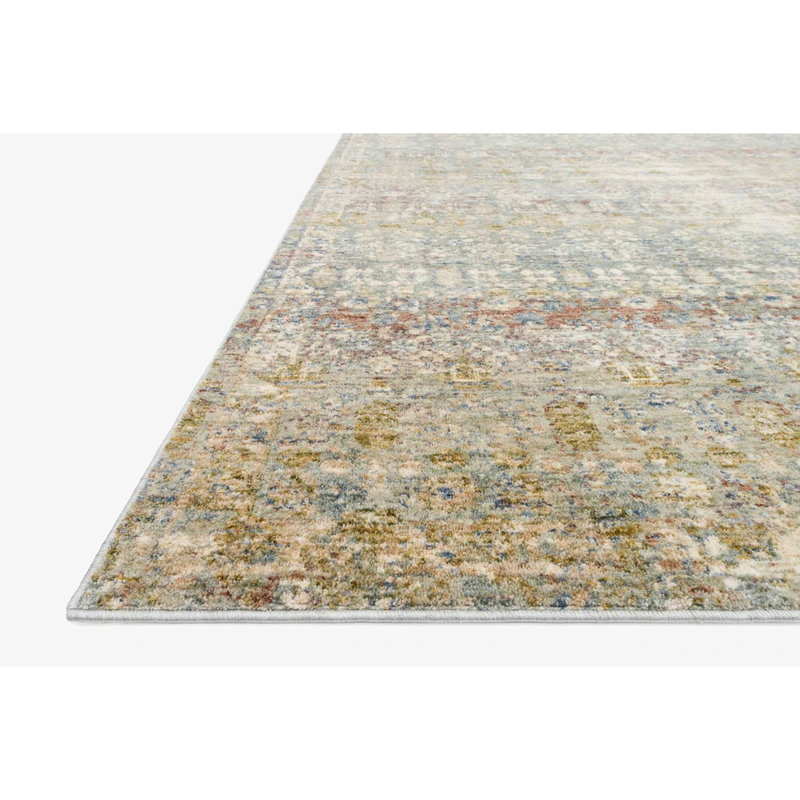 Revere Rugs by Loloi - REV-03 Grey / Multi-Loloi Rugs-Blue Hand Home
