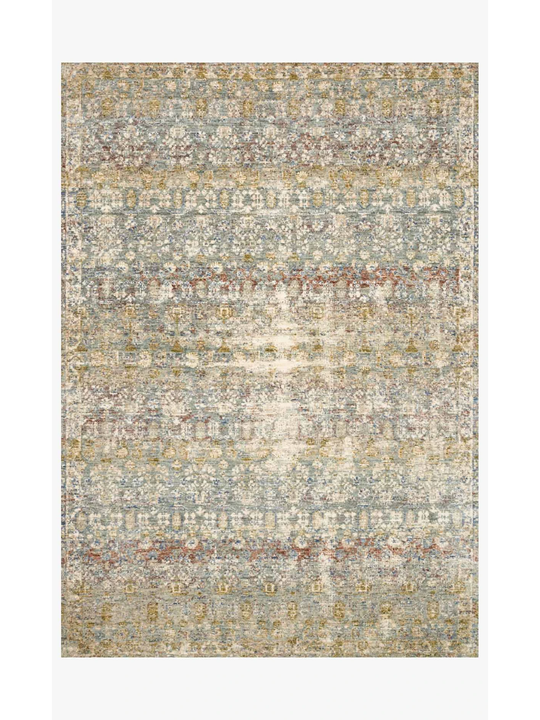 Revere Rugs by Loloi - REV-03 Grey / Multi