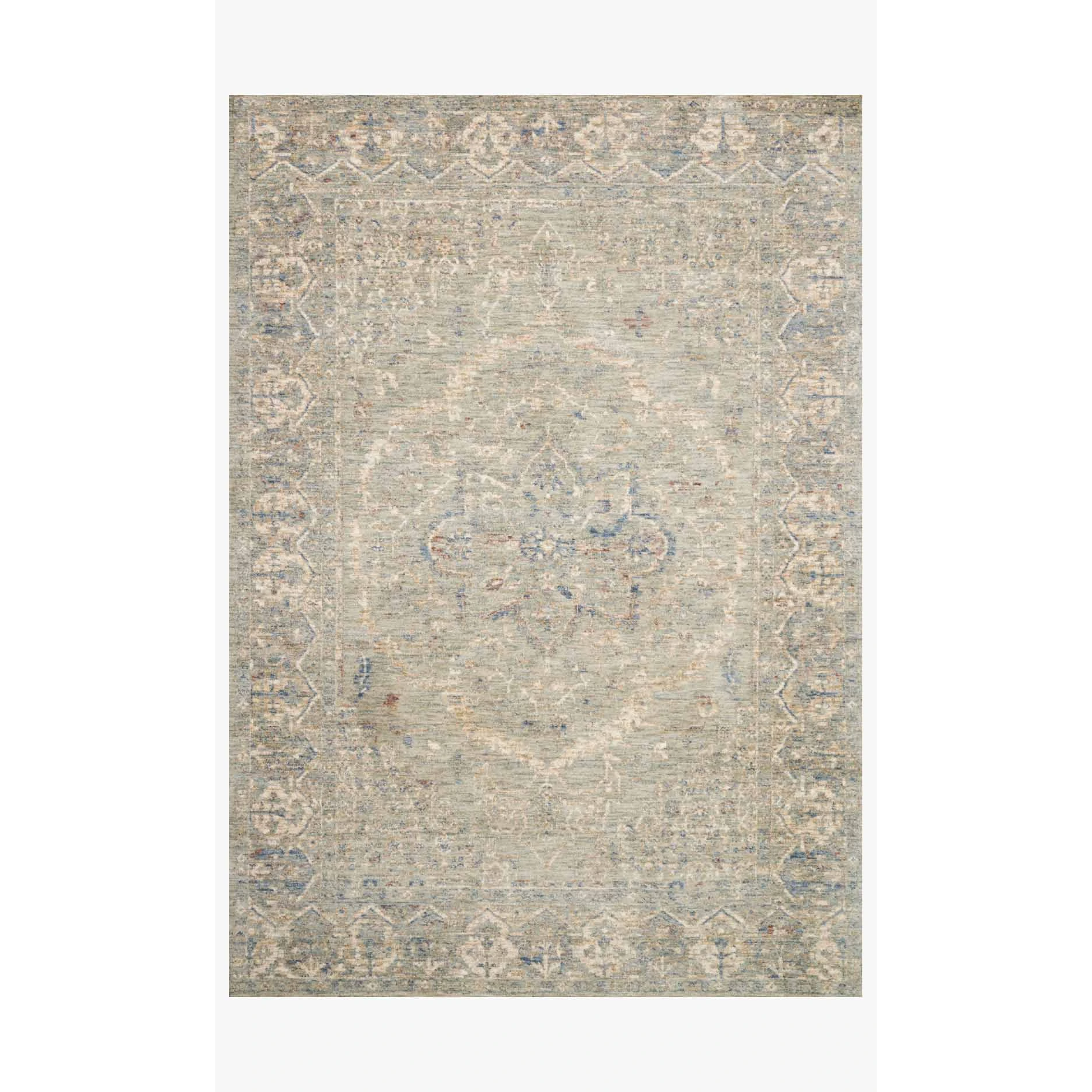 Revere Rugs by Loloi - REV-02 Mist-Loloi Rugs-Blue Hand Home