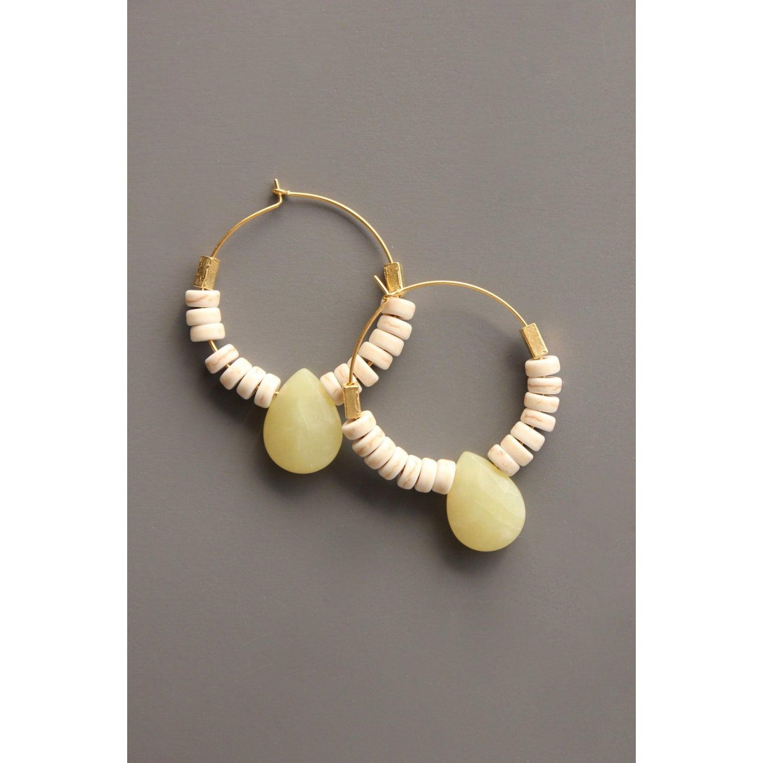 David Aubrey Earrings - SAHE26
