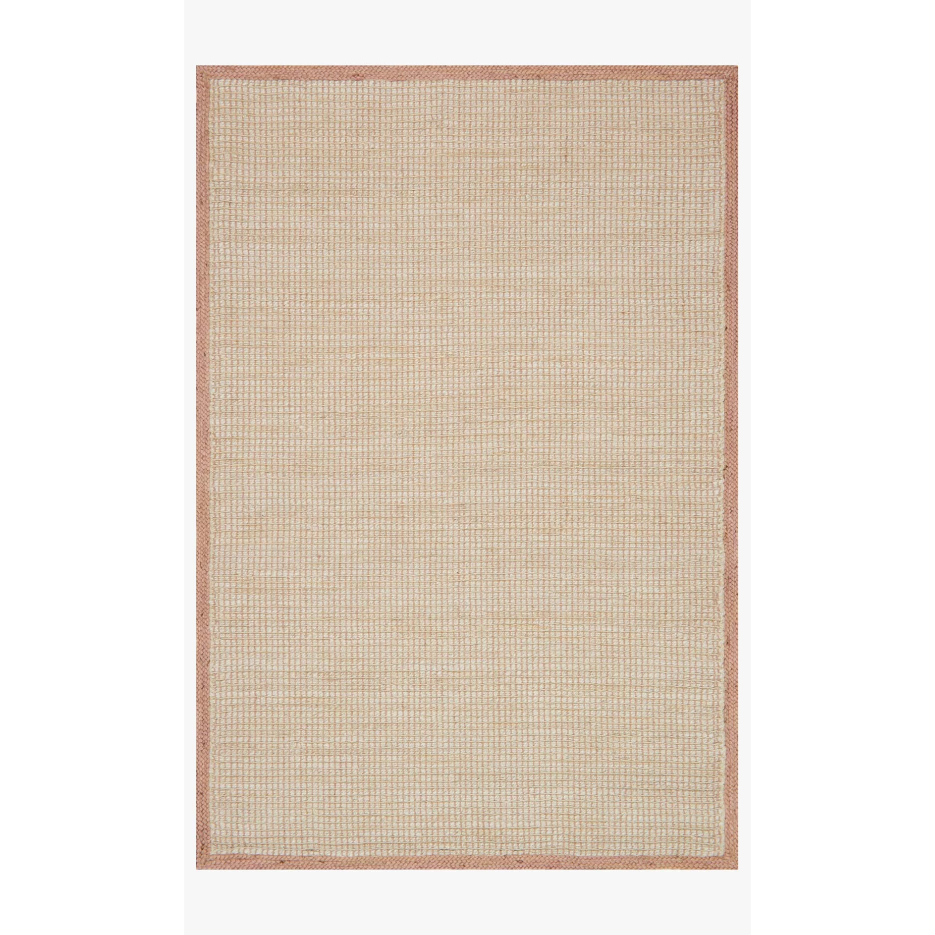 Joanna Gaines of Magnolia Home Sydney Rug Collection - DY-01 BLUSH
