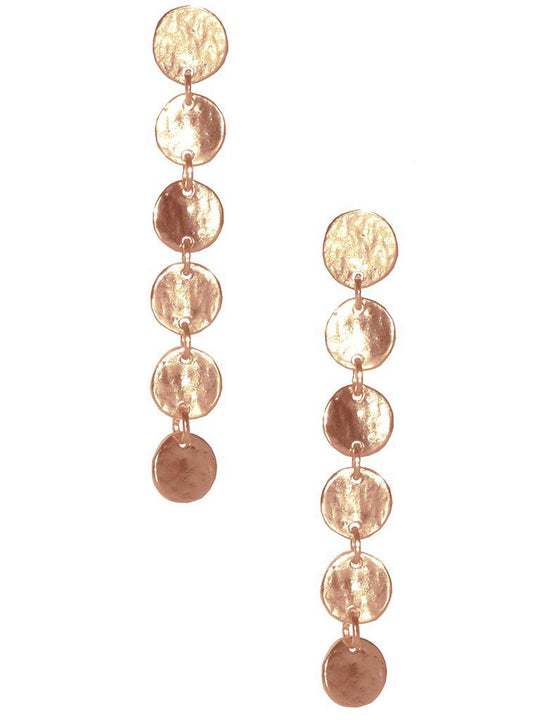 Karine Sultan Small Coins Dangle