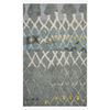 Justina Blakeney Rugs - Symbology - SYM-03 GREY/MULTI-Loloi Rugs-Blue Hand Home