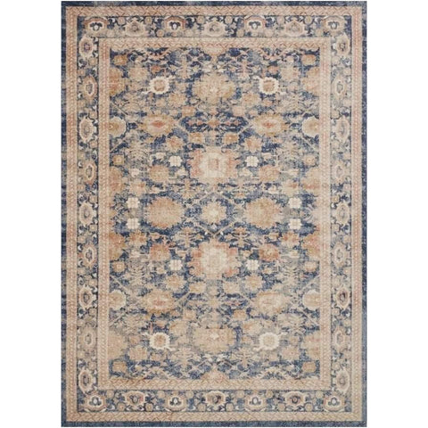 Joanna Gaines Trinity Rug Collection - NAVY - Blue Hand Home