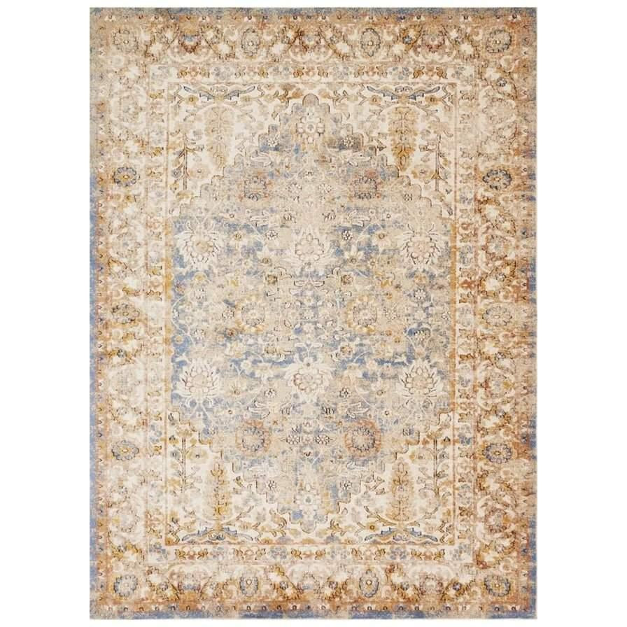 Joanna Gaines Trinity Rug Collection - BLUE / MULTI - Blue Hand Home