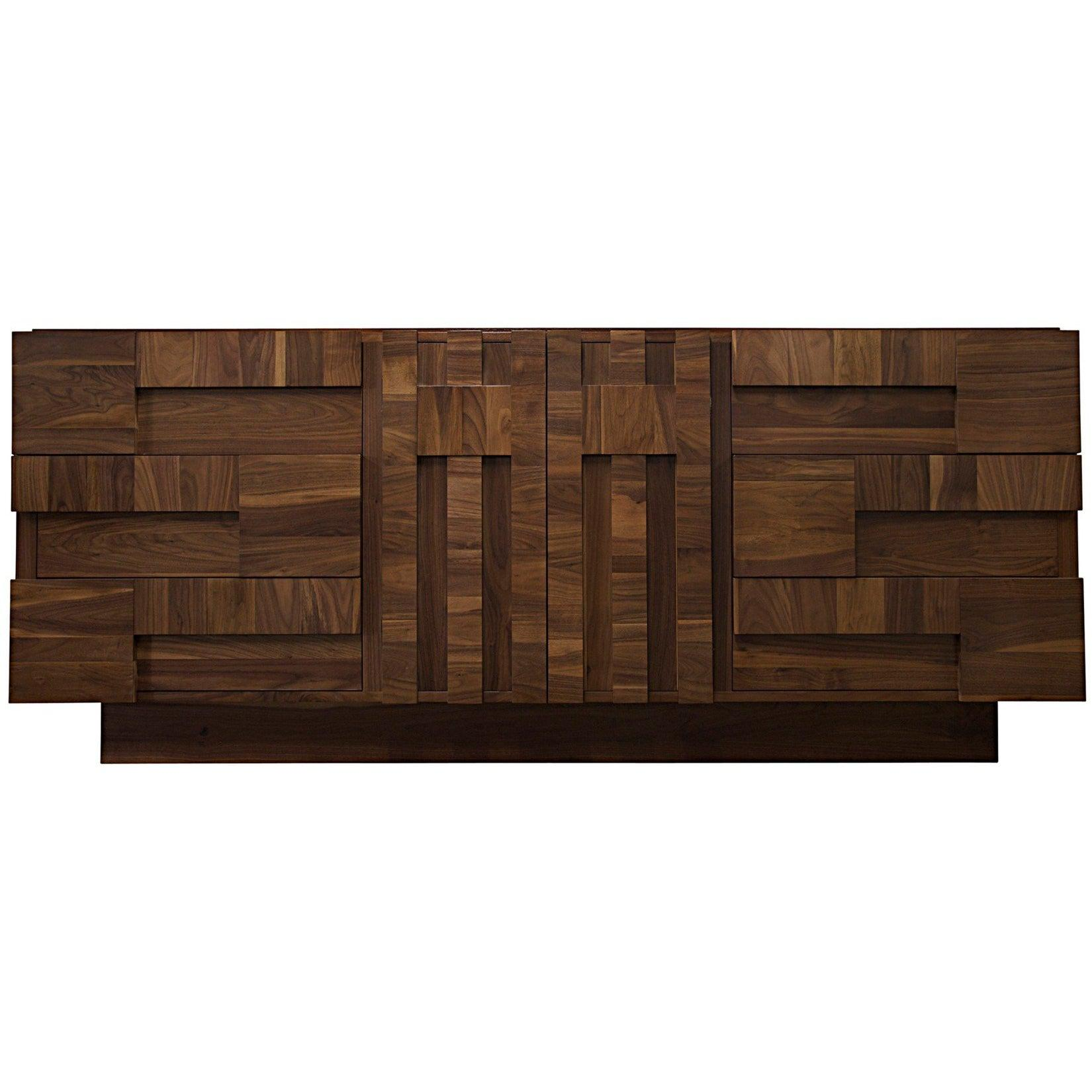 CFC Furniture Tracy Sideboard, Walnut