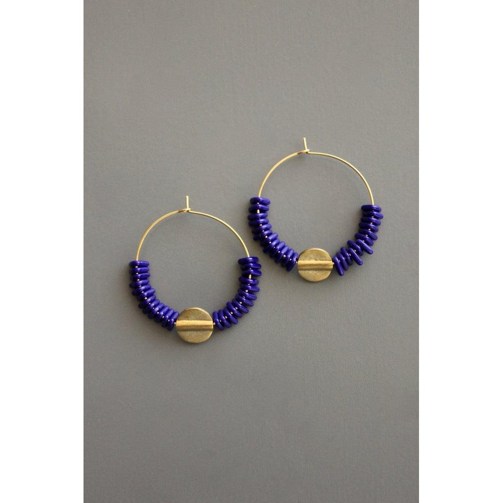 David Aubrey Earrings -UMAE16