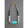 David Aubrey Necklace -VRD222-David Aubrey-Blue Hand Home