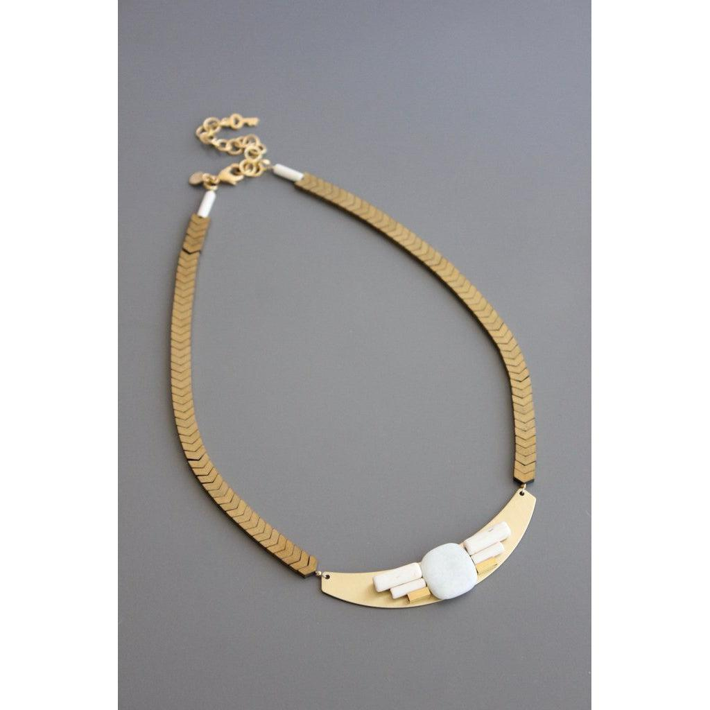 David Aubrey Necklace- YSM119