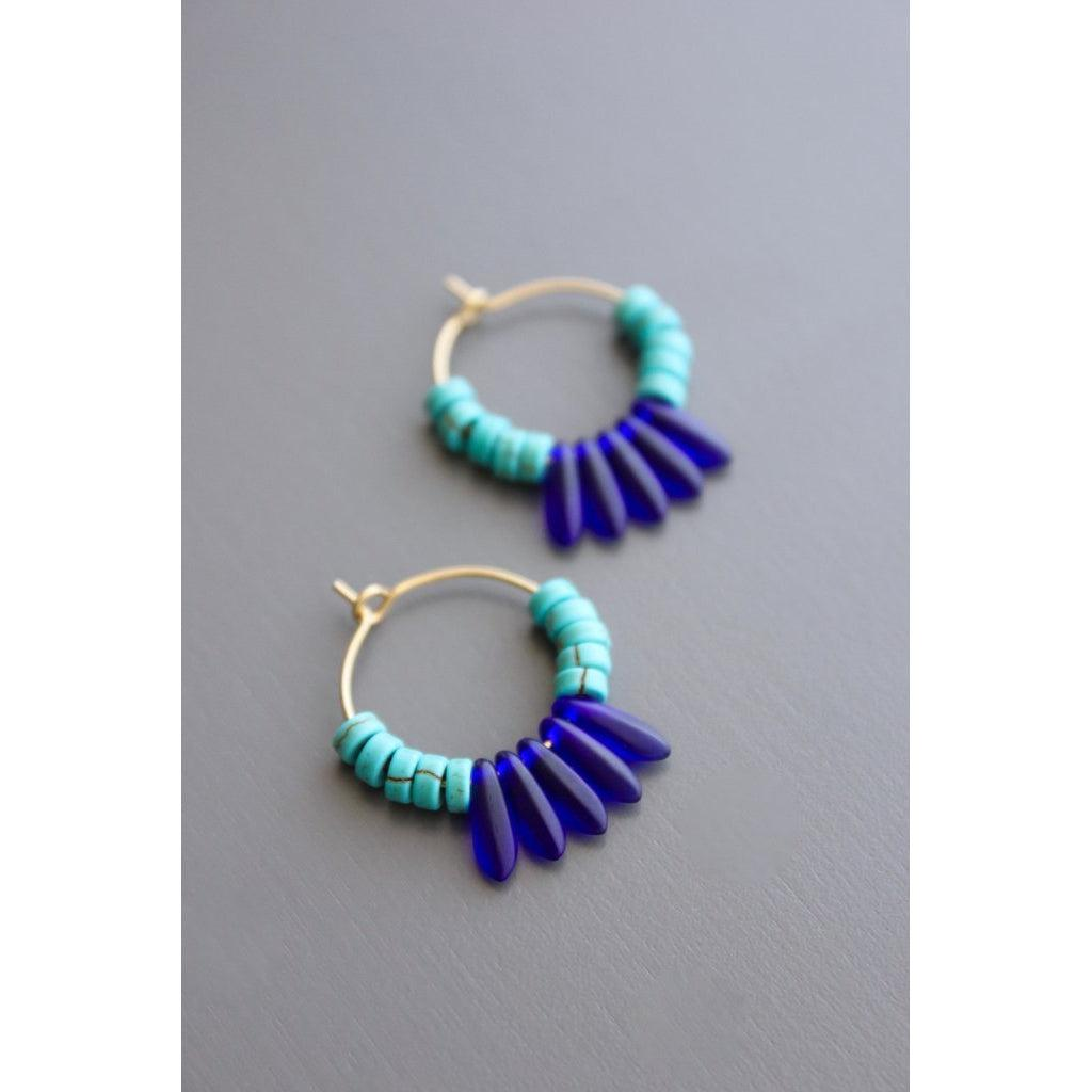 David Aubrey Earrings-ZLDE02