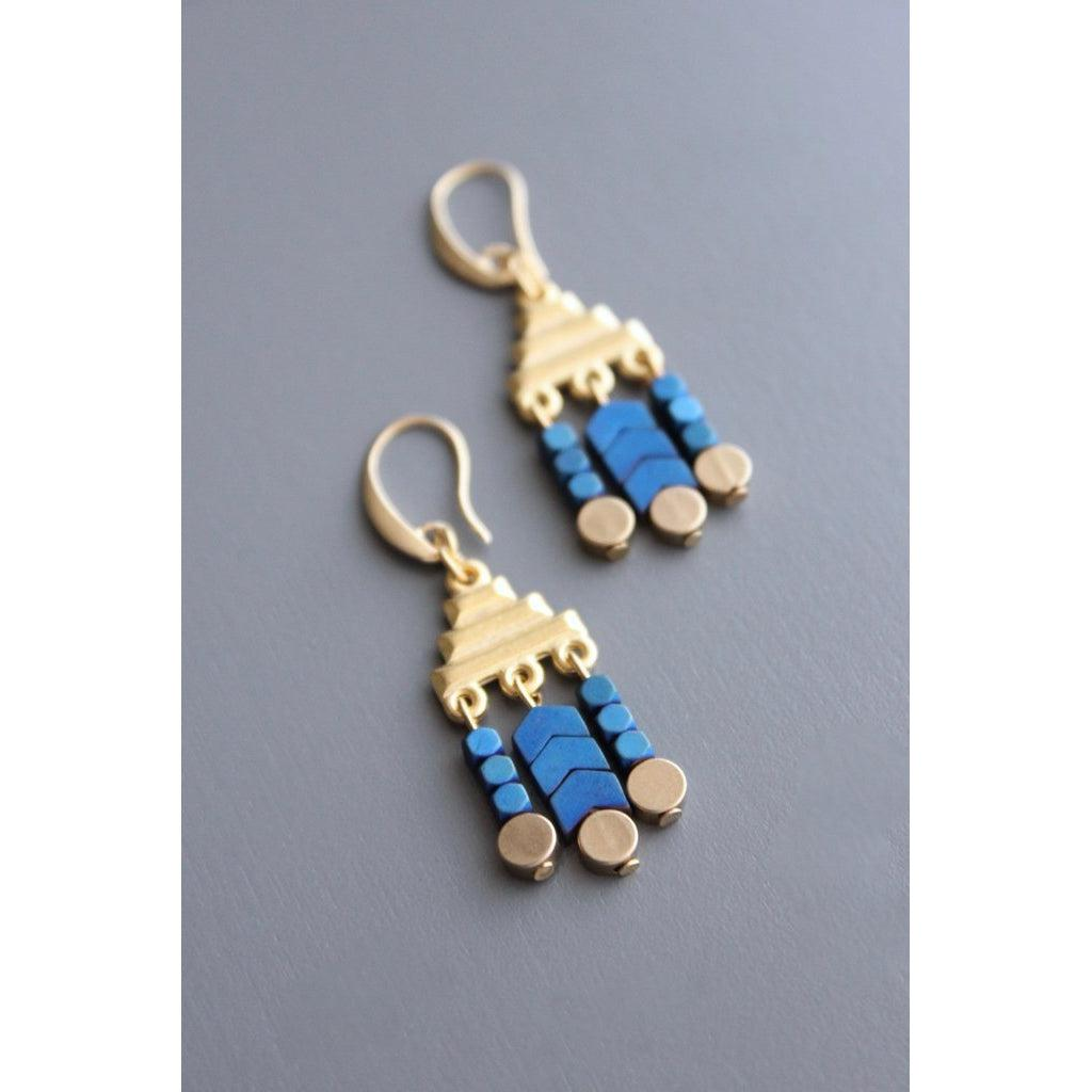 David Aubrey Earrings-ZLDE08