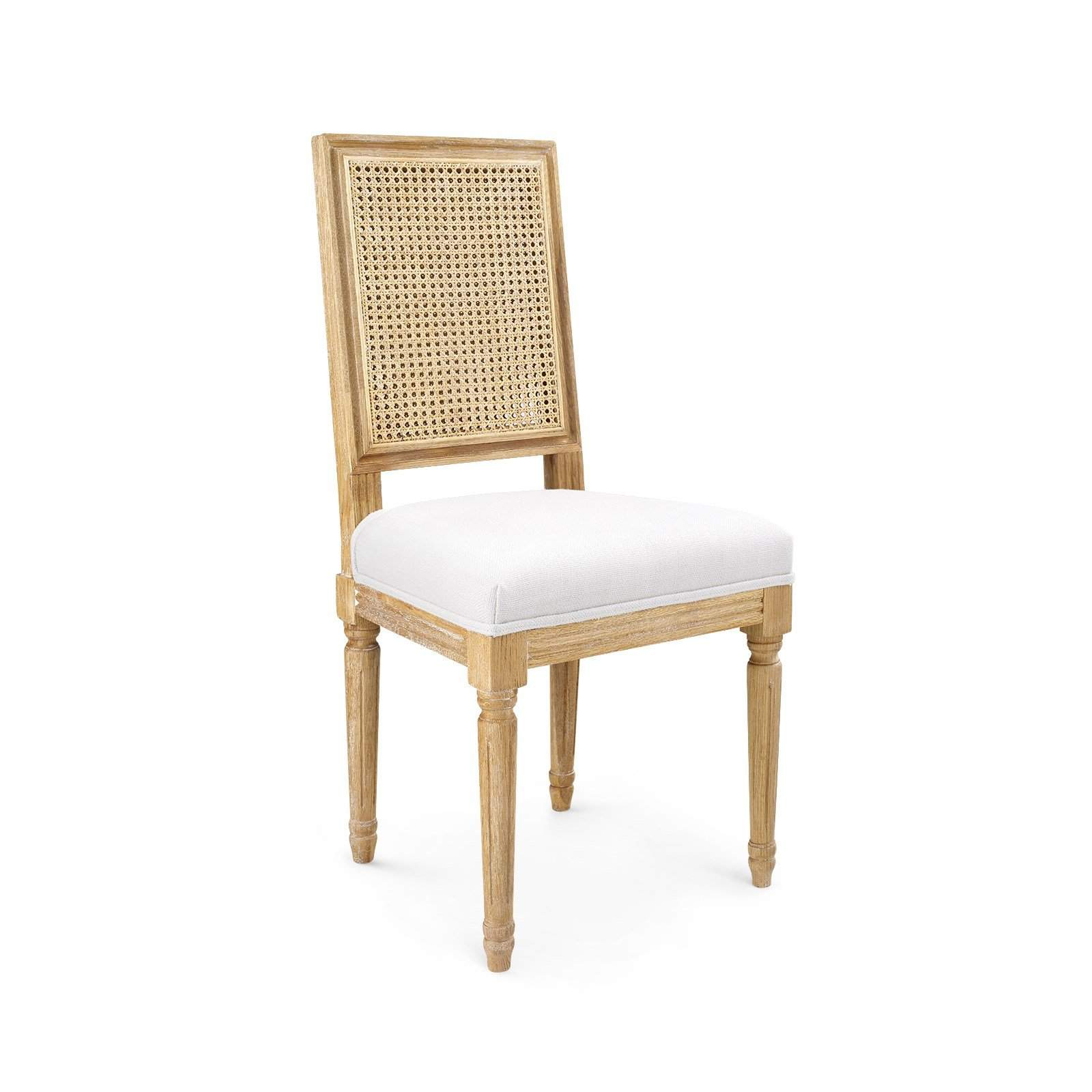 Bungalow 5 - ANNETTE SIDE CHAIR in NATURAL