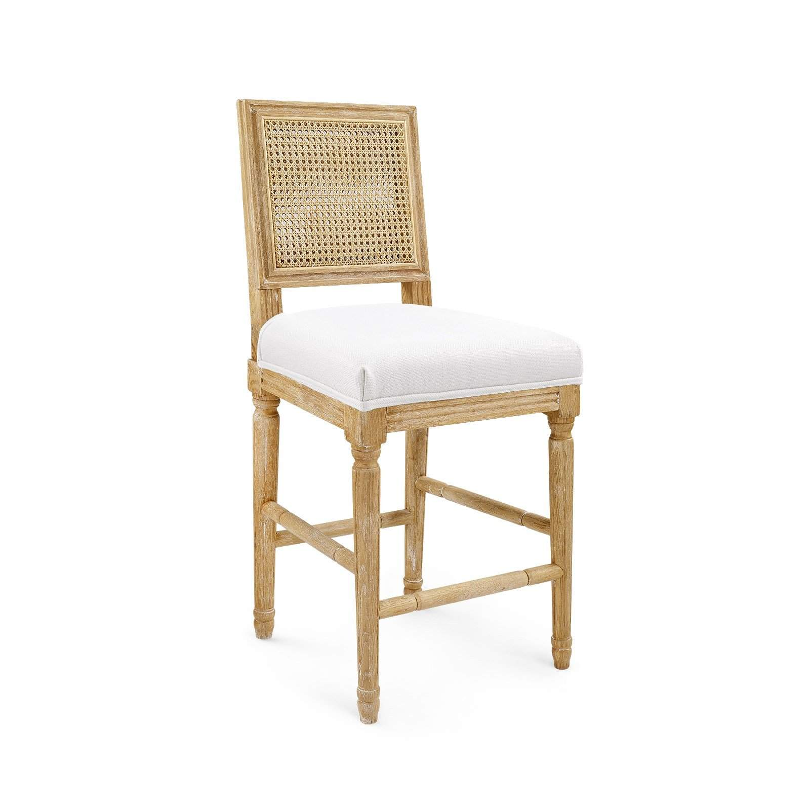 Bungalow 5 - ANNETTE COUNTER STOOL in NATURAL