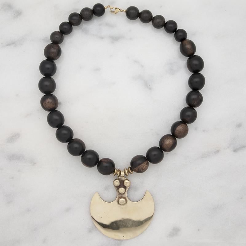 Axe Statement Necklace