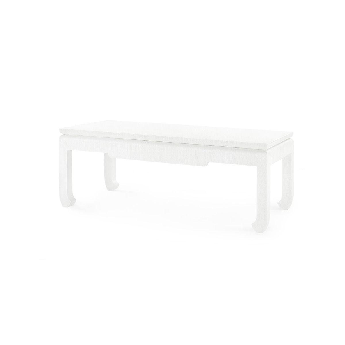 Bungalow 5 - BETHANY COFFEE TABLE, WHITE-Bungalow 5-Blue Hand Home