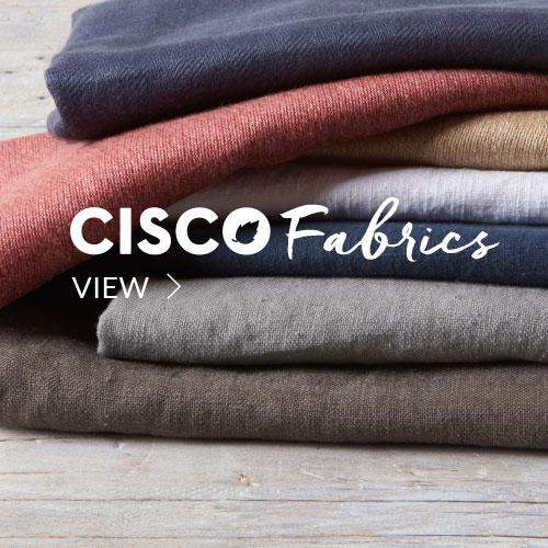 Cisco Brothers Fabrics Swatches-Cisco Brothers-Blue Hand Home