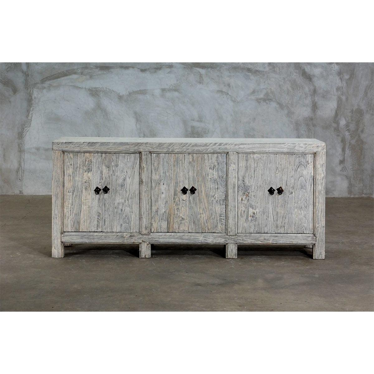 Reclaimed Gan Buffet   Blue Hand Home