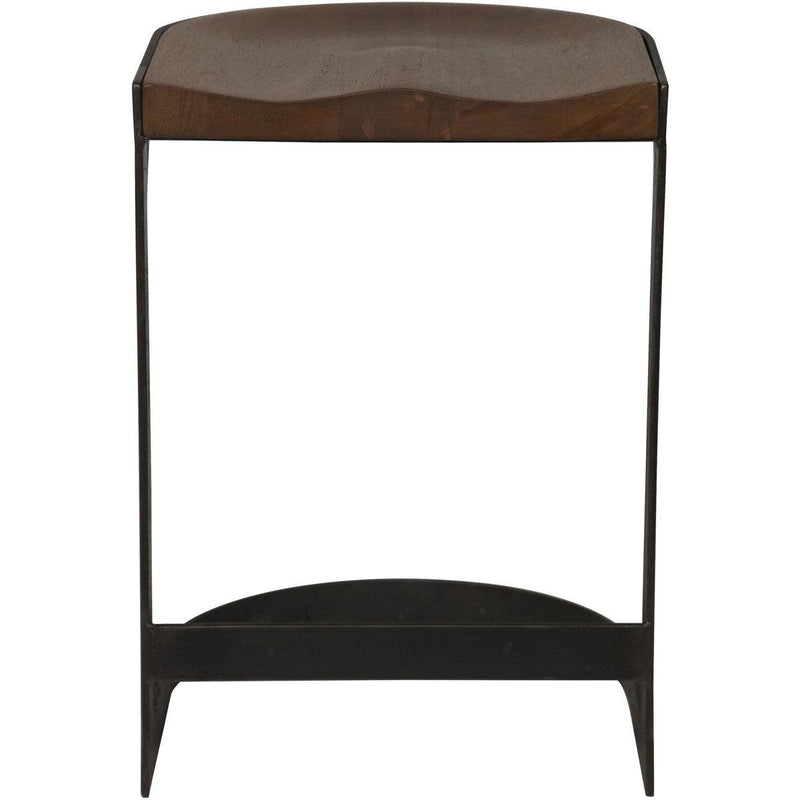 Noir Furniture Baxter Counter Stool-Noir Furniture-Blue Hand Home