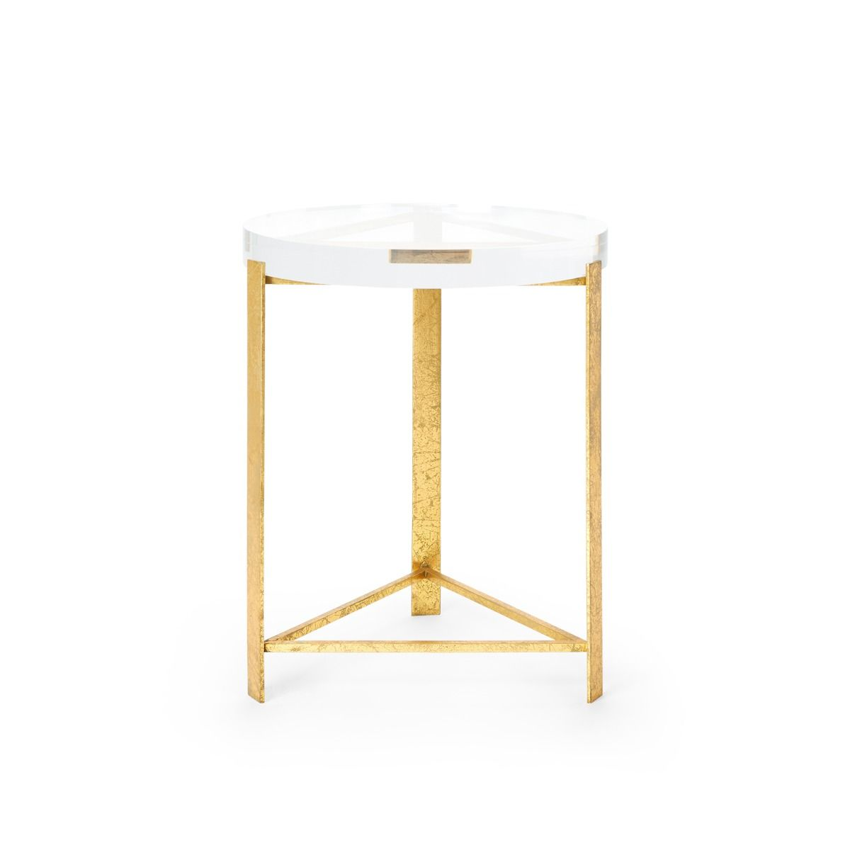 Bungalow 5 - Harrison Side Table - Gold