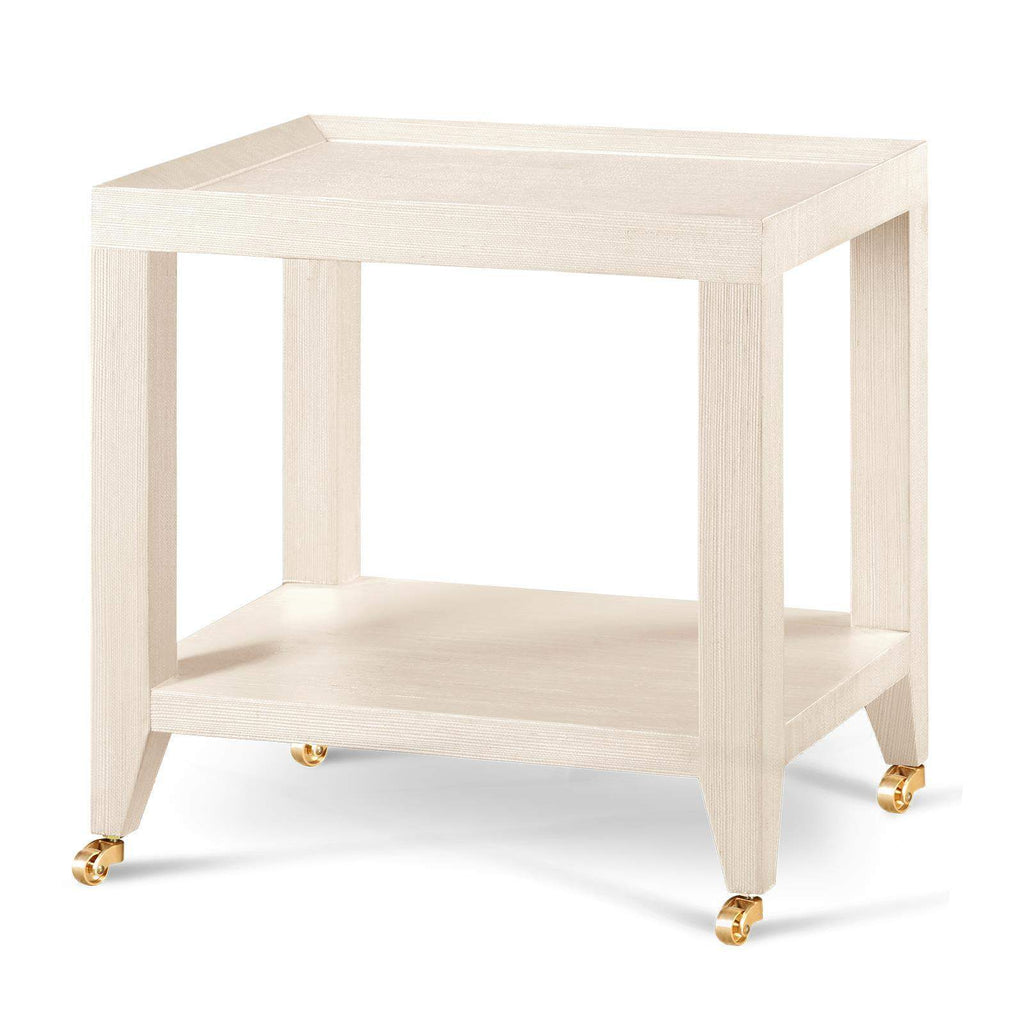 Bungalow 5 - ISADORA TEA TABLE in NATURAL - Blue Hand Home