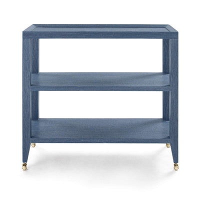Bungalow 5 - ISADORA CONSOLE TABLE in NAVY BLUE-Bungalow 5-Blue Hand Home