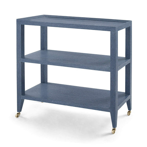 Bungalow 5 - ISADORA CONSOLE TABLE in NAVY BLUE - Blue Hand Home