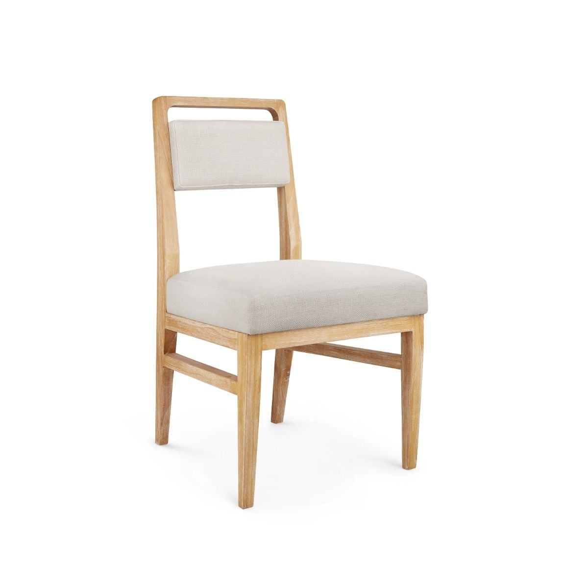 Bungalow 5 - JAMES SIDE CHAIR, NATURAL