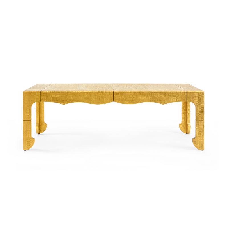 Bungalow 5 - JAQUES COFFEE TABLE, ANTIQUE BRASS-Bungalow 5-Blue Hand Home