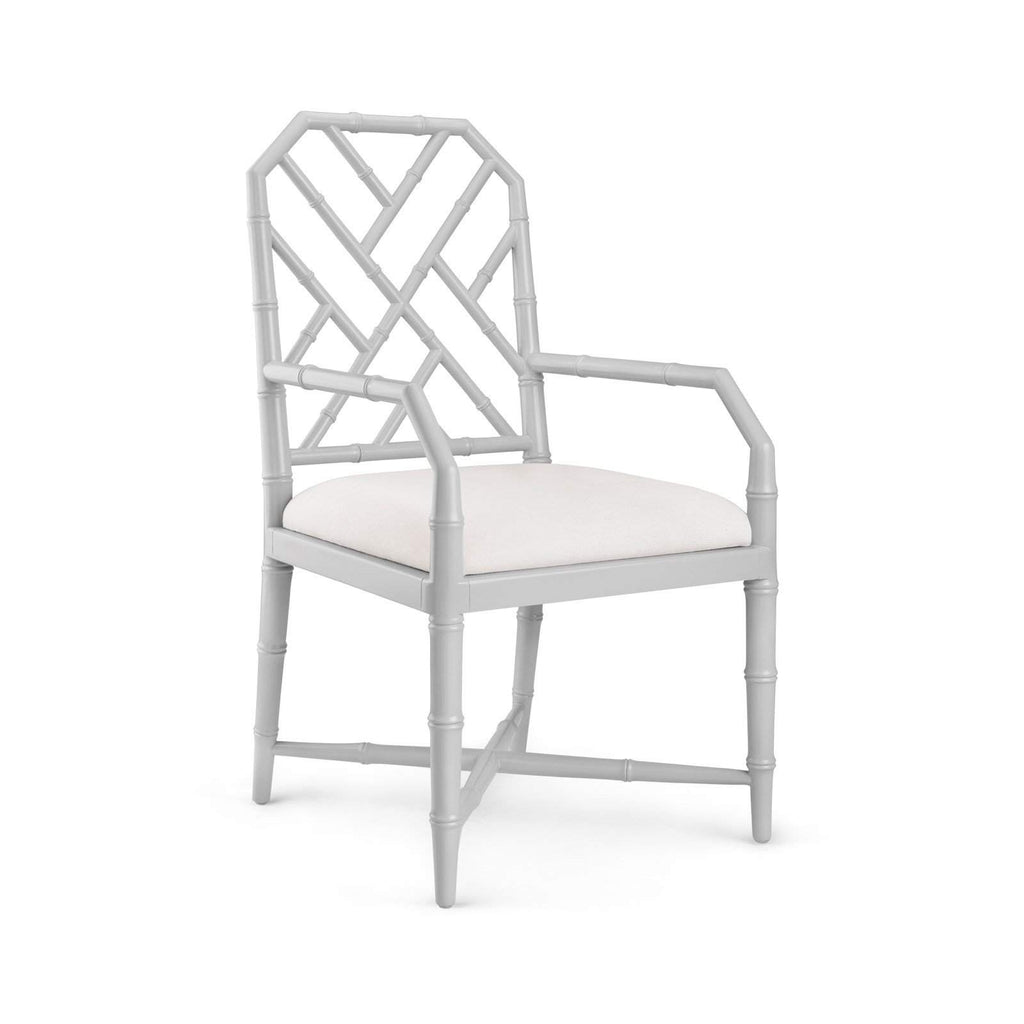 Bungalow 5 - JARDIN ARMCHAIR in GRAY - Blue Hand Home