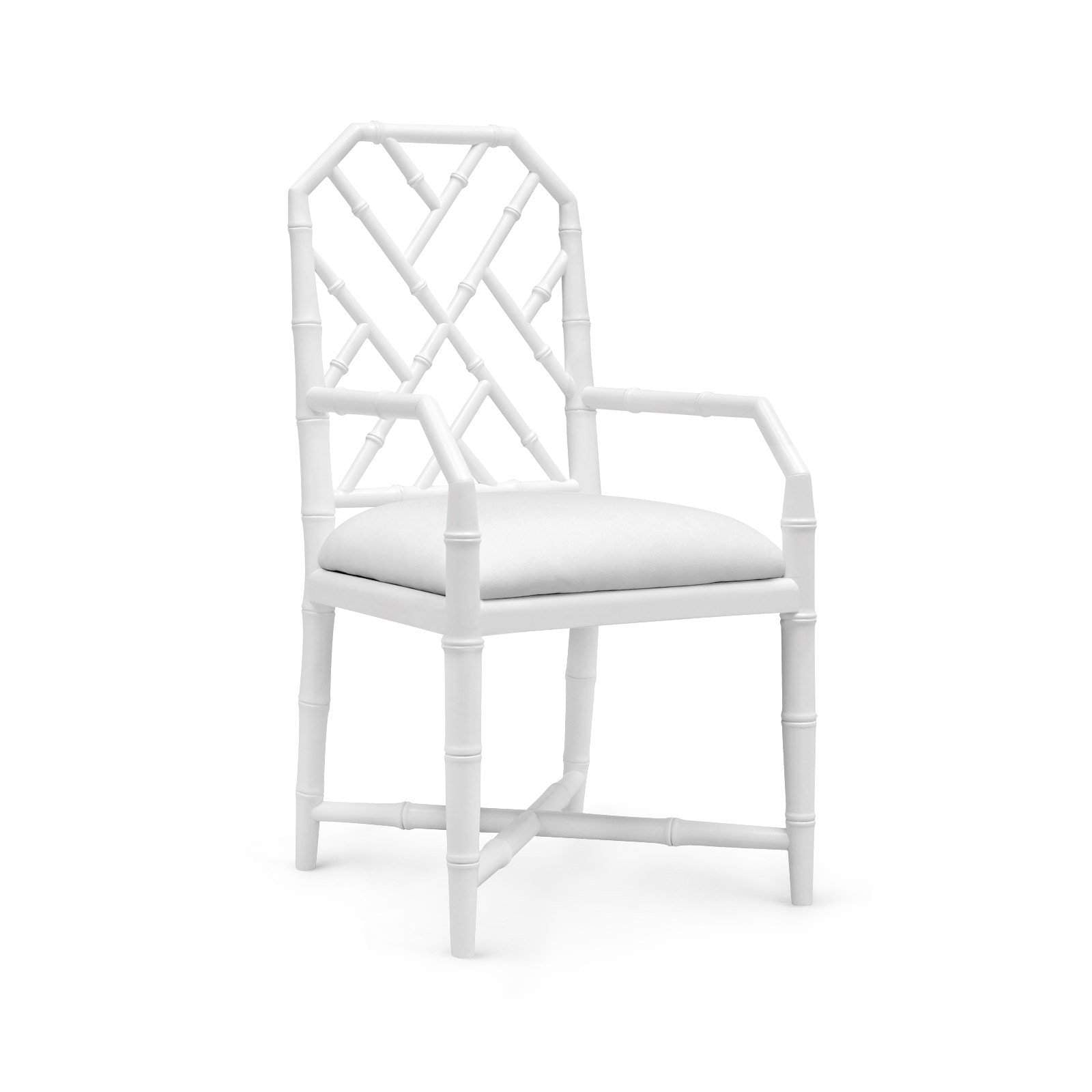 Bungalow 5 - JARDIN ARMCHAIR in WHITE