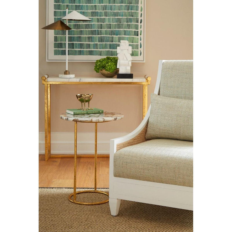 Bungalow 5 - Jenay Side Table - Natural-Bungalow 5-Blue Hand Home