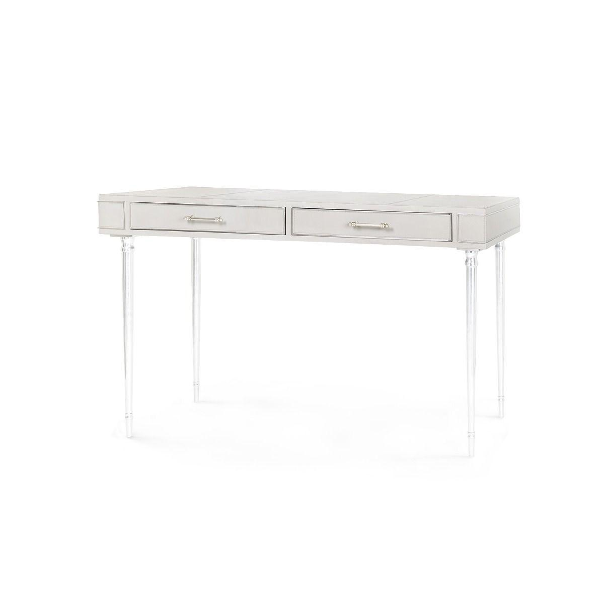 Bungalow 5 - Jolene Desk - Gray