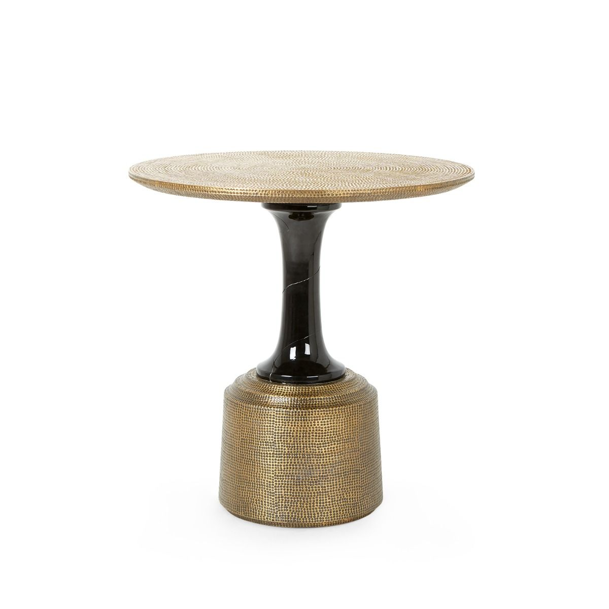 Bungalow 5 - Klein Side Table - Brass-Bungalow 5-Blue Hand Home