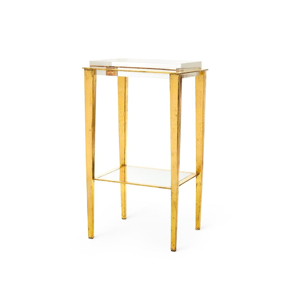 Bungalow 5 - Kimberly Side Table - Gold-Bungalow 5-Blue Hand Home