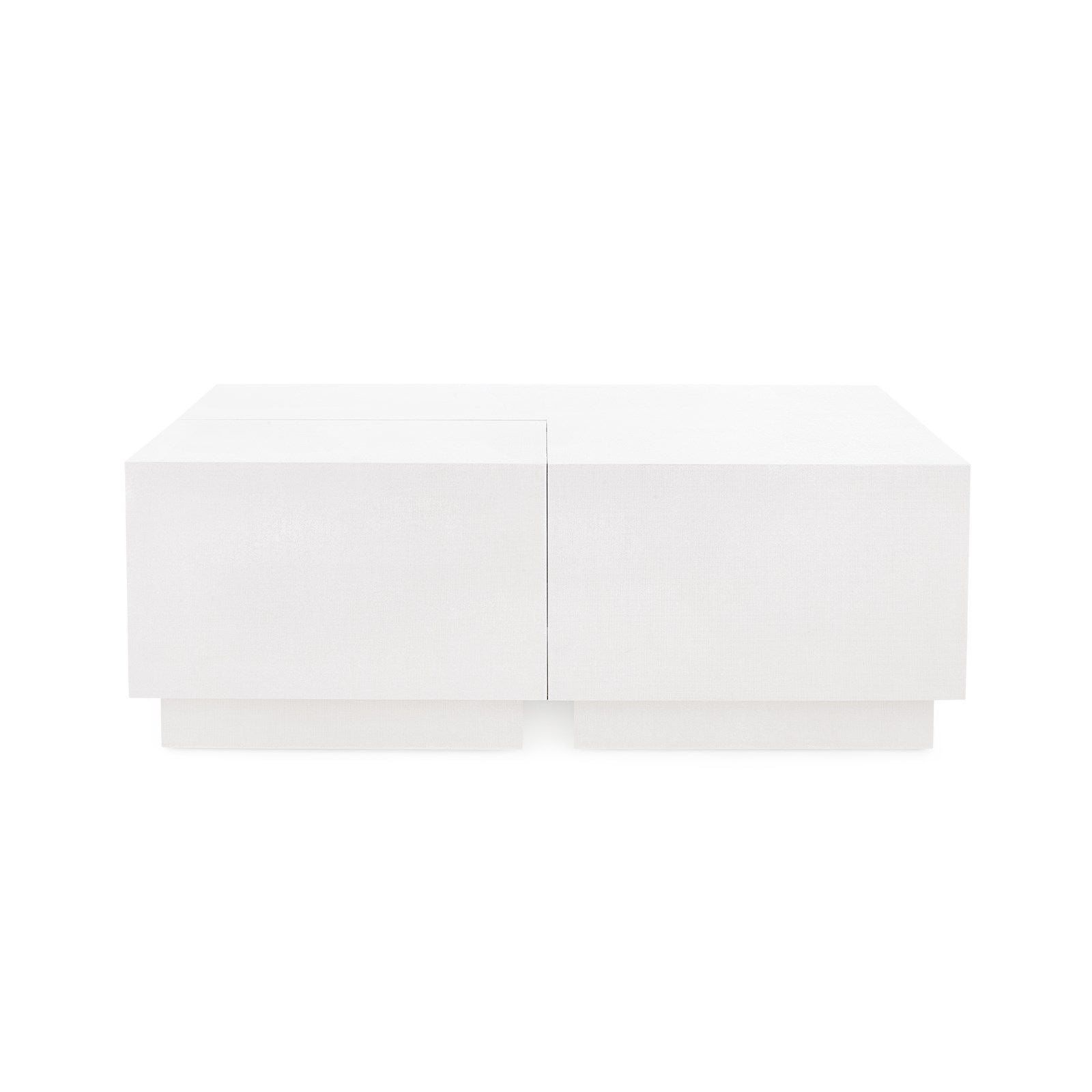 Bungalow 5 - MILA COFFEE TABLE, WHITE