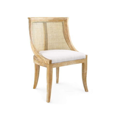 Bungalow 5 - MONACO ARMCHAIR in NATURAL - Blue Hand Home