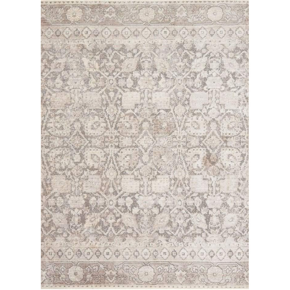 Joanna Gaines Of Magnolia Home Ophelia Rug Grey/Taupe